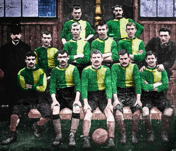 an analysis of the club formed on lancashire and yorkshire railway depot at newton heath The club was formed as newton heath l&yr fc in 1878 as the works team of the lancashire and yorkshire railway depot at newton heath   the club was formed as newton heath l&yr fc in 1878 as the works team of the lancashire and yorkshire railway depot at newton heath.