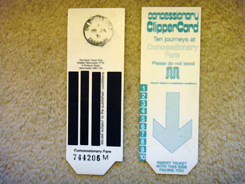 clipper card machine