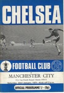 City batter Chelsea at the Bridge