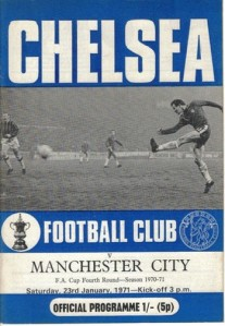 City batter Chelsea at the Bridge