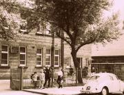 Ancoats Nursery School on Palmerston Street, 1965. Courtesy J. Shaw.