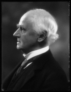 Sir Alfred Hopkinson by Bassano