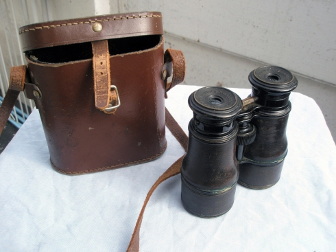Thomas Armstrong & Brother Limited binoculars. Image courtesy of H. Hill.