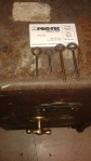Withy Grove Stores Ltd safe keys. Image courtesy B. Kirk.
