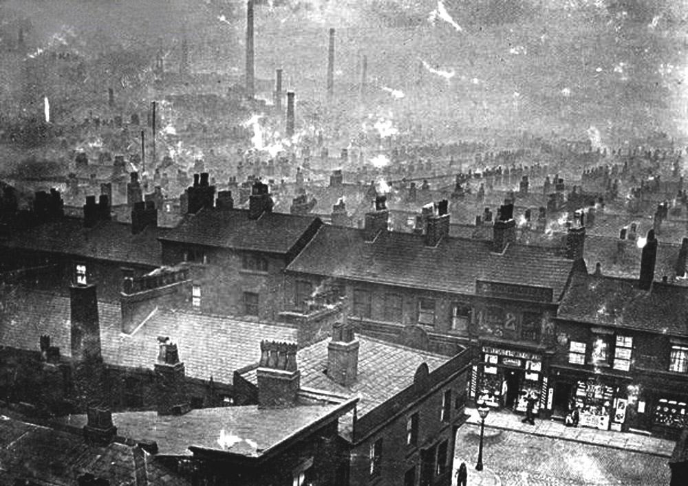 Industrial revolution 1850 1900 britain