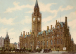 Manchester Town Hall. Image courtesy A. Buckley.