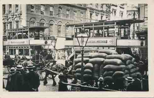 Tram 173 c1910. Image courtesy D. Boothman.